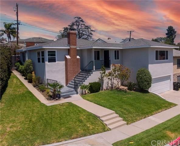 5048 Parkglen Avenue, Los Angeles, CA 90043 (#SR21147746) :: The Grillo Group