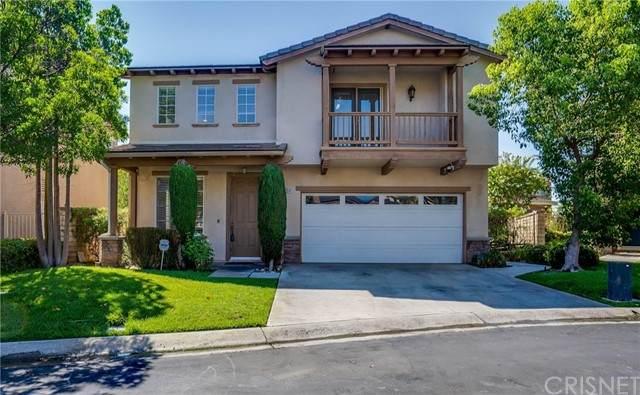 24354 Alyssum Place, Valencia, CA 91354 (#SR21150579) :: Montemayor & Associates