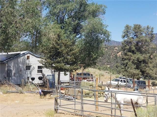 16530 Lockwood Valley Road, Frazier Park, CA 93225 (#SR21155142) :: Montemayor & Associates