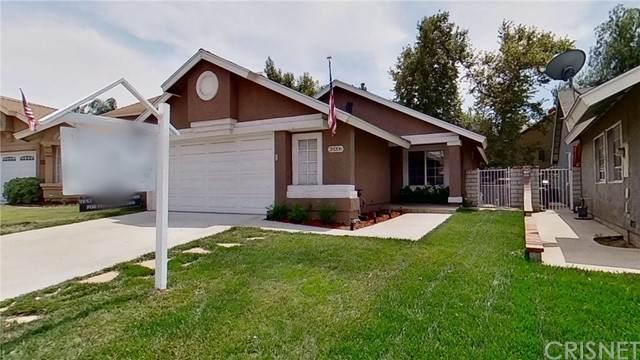 28206 Evergreen Lane, Saugus, CA 91390 (#SR21160243) :: Montemayor & Associates