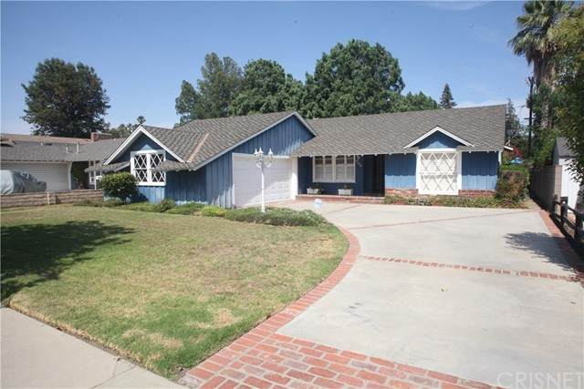 6644 Columbus Avenue, Van Nuys, CA 91405 (#SR21162096) :: Berkshire Hathaway HomeServices California Properties