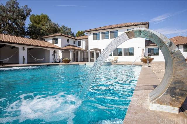 33206 Barber Road, Agua Dulce, CA 91390 (#SR21163523) :: The Bobnes Group Real Estate