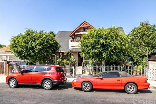 1415 S Kenmore Avenue, East Los Angeles, CA 90006 (#SR21166041) :: The Bobnes Group Real Estate
