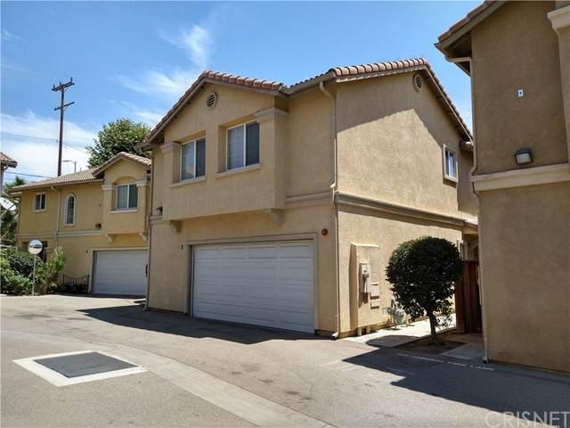 15037 Roxford Street #3, Sylmar, CA 91342 (#SR21166270) :: TruLine Realty