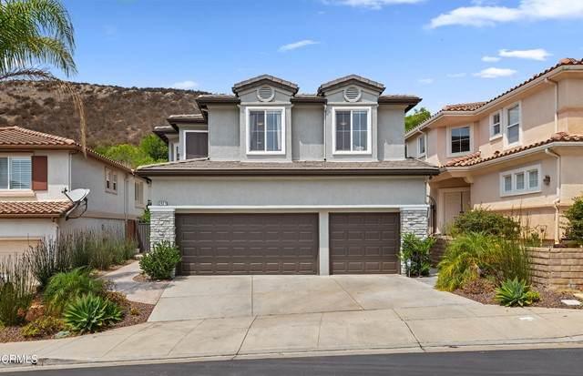 2927 Venezia Lane, Thousand Oaks, CA 91362 (#V1-7826) :: Lydia Gable Realty Group