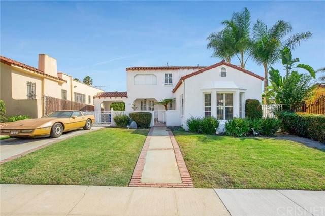 4478 W 62nd Street, Los Angeles, CA 90043 (#SR21194784) :: Vida Ash Properties | Compass