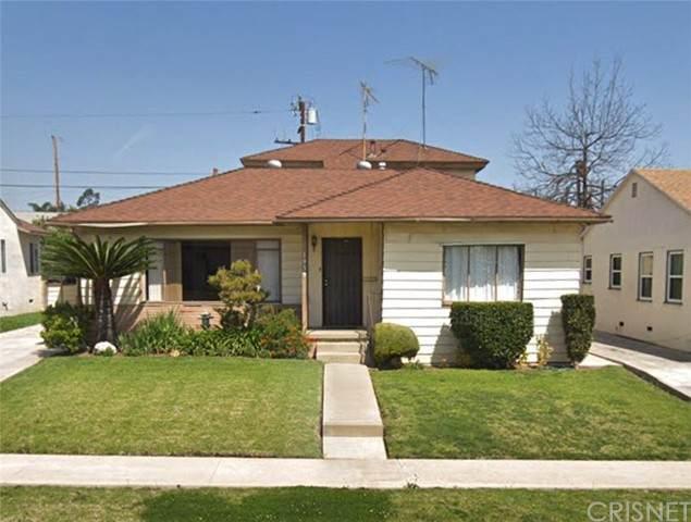1939 Dorner Drive, Monterey Park, CA 91754 (#SR21198999) :: Lydia Gable Realty Group