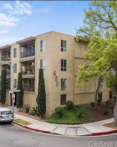 620 N Kenwood Street #306, Glendale, CA 91206 (#SR21199867) :: Lydia Gable Realty Group