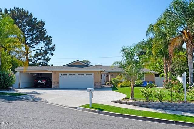 2553 Scott Place, Thousand Oaks, CA 91360 (#V1-8382) :: The Suarez Team