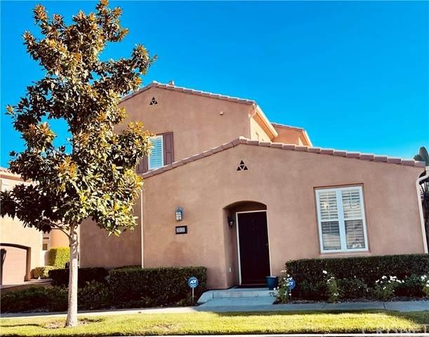 20122 Pienza Lane, Porter Ranch, CA 91326 (#SR21203136) :: Lydia Gable Realty Group