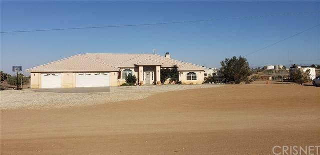 10575 Tumbleweed Road, Phelan, CA 92371 (#SR21206900) :: The Bobnes Group Real Estate