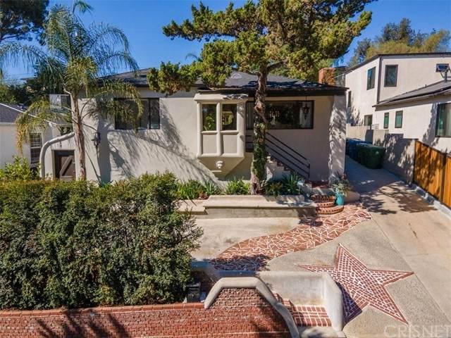 5229 Lunsford Drive, Los Angeles, CA 90041 (#SR21213905) :: Vida Ash Properties | Compass