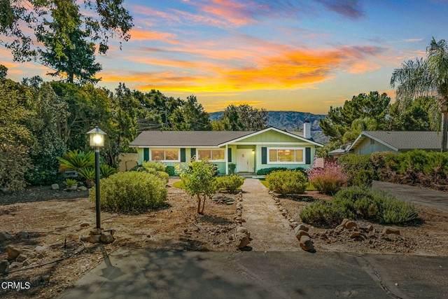 1994 E Ojai Avenue, Ojai, CA 93023 (#V1-8649) :: Vida Ash Properties | Compass
