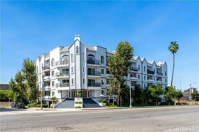 4401 Sepulveda Boulevard #307, Sherman Oaks, CA 91403 (#SR21218734) :: The Bobnes Group Real Estate