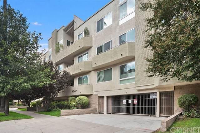 14569 Benefit Street #308, Sherman Oaks, CA 91403 (#SR21223244) :: The Bobnes Group Real Estate