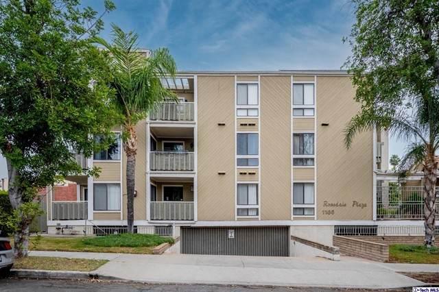 1166 Rosedale Avenue #104, Glendale, CA 91201 (#320007989) :: The Bobnes Group Real Estate