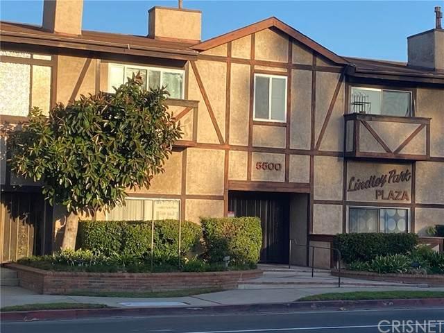 5500 Lindley Avenue #112, Encino, CA 91316 (#SR21224994) :: Lydia Gable Realty Group