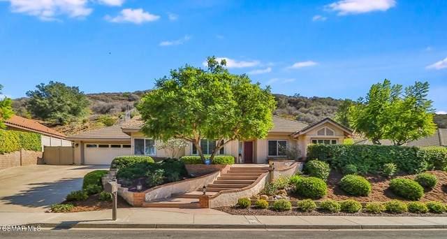 838 Spring Canyon Place, Newbury Park, CA 91320 (#221005534) :: Powell Fine Homes Group, Inc.