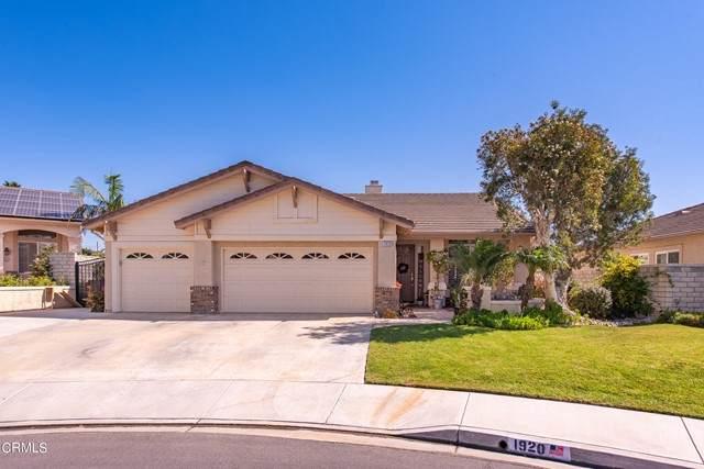 1920 Camino Vera Cruz, Camarillo, CA 93010 (#V1-8945) :: Powell Fine Homes Group, Inc.