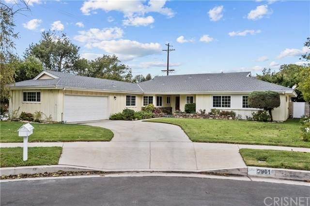 9901 Rudnick Avenue, Chatsworth, CA 91311 (#SR21231572) :: Berkshire Hathaway HomeServices California Properties