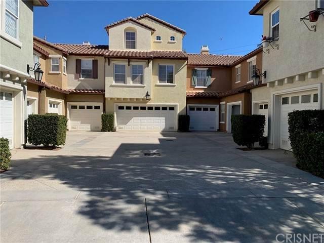 28250 Canterbury Court, Valencia, CA 91354 (#SR21231561) :: Randy Plaice and Associates