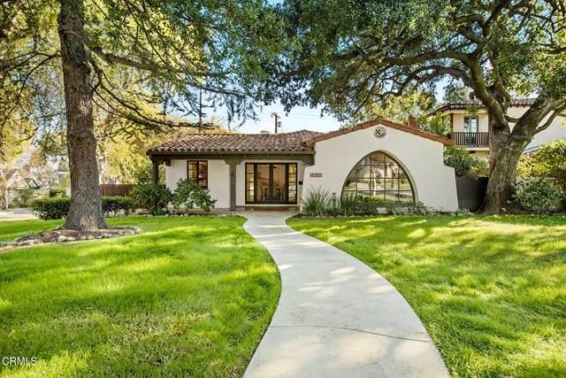 1970 E Mountain Street, Pasadena, CA 91104 (#P1-7148) :: The Bobnes Group Real Estate