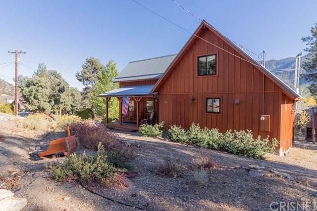 16412 Grizzly Drive, Pine Mountain Club, CA 93225 (#SR21232697) :: Montemayor & Associates