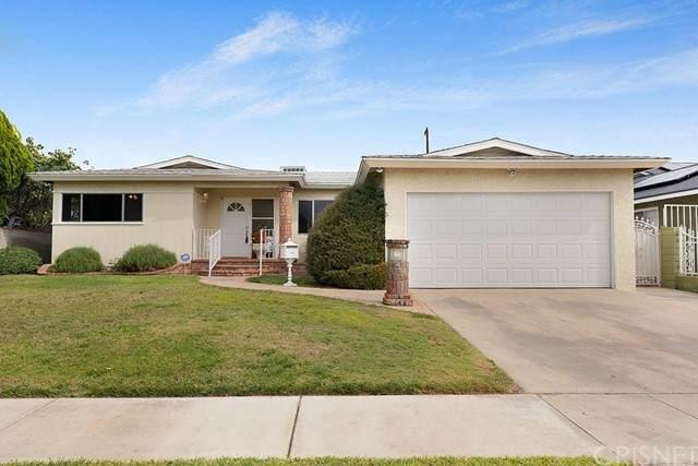 9320 Gullo, Arleta, CA 91331 (#SR21234087) :: Vida Ash Properties | Compass