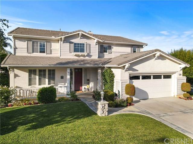 3117 China Fir Place, Simi Valley, CA 93065 (#SR21233680) :: The Parsons Team