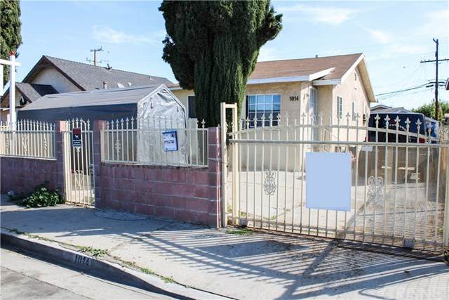 1014 Fraser Avenue, East Los Angeles, CA 90022 (#SR20025794) :: The Grillo Group