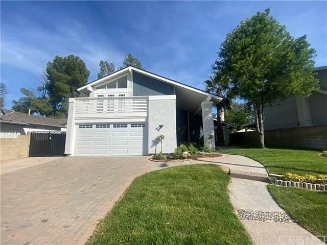 22958 Las Mananitas Drive, Valencia, CA 91354 (#SR20112204) :: Randy Plaice and Associates
