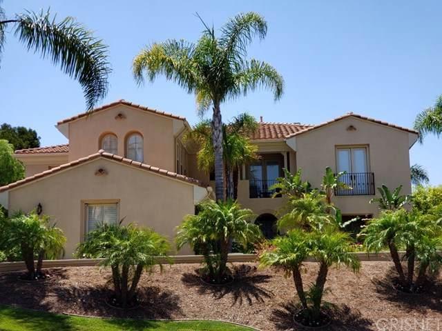 2821 Rainfield Avenue, Westlake Village, CA 91362 (#SR20124310) :: Randy Plaice and Associates