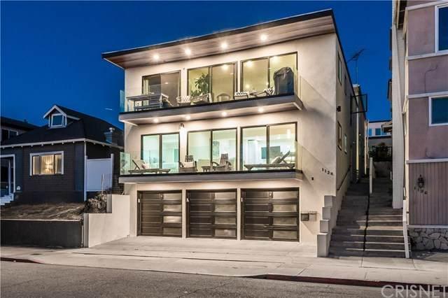 1126 Manhattan Avenue, Hermosa Beach, CA 90254 (#SR20223605) :: Berkshire Hathaway HomeServices California Properties