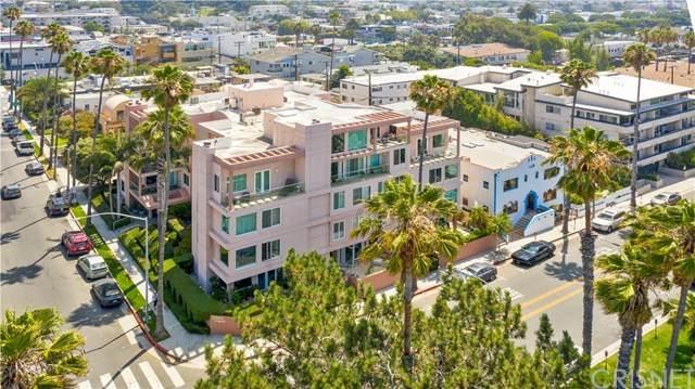 2203 Ocean Avenue #104, Santa Monica, CA 90405 (#SR21049153) :: TruLine Realty