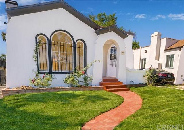 1828 W 71st Street, Los Angeles, CA 90047 (#SR21062504) :: Montemayor & Associates