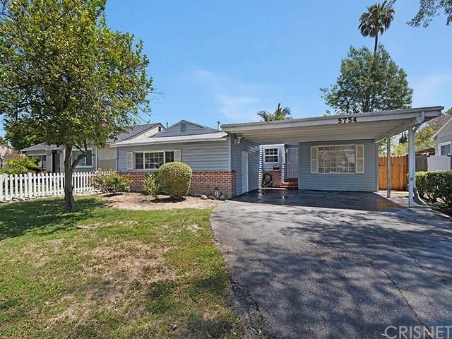 5754 Noble Avenue, Sherman Oaks, CA 91411 (#SR21086214) :: Compass