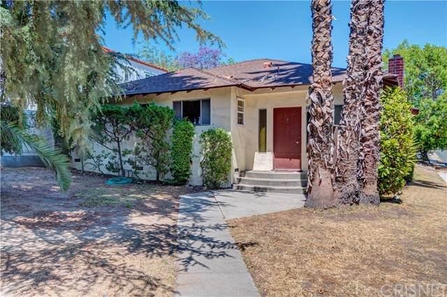 5200 Shearin Avenue, Eagle Rock, CA 90041 (#SR21094882) :: The Grillo Group