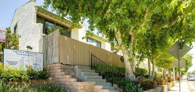 5269 Colodny Drive #12, Agoura Hills, CA 91301 (#SR21103090) :: Berkshire Hathaway HomeServices California Properties