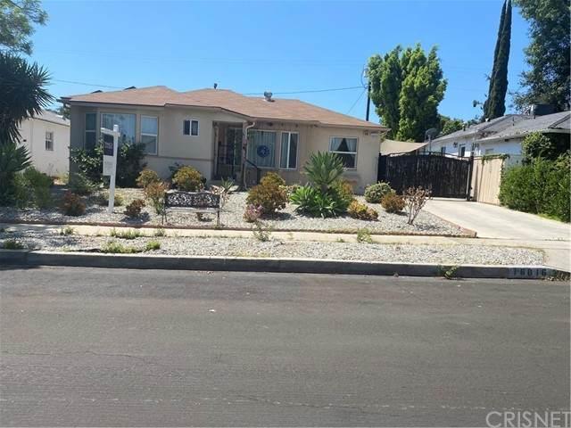 16816 Halper Street, Encino, CA 91436 (#SR21162652) :: The Grillo Group