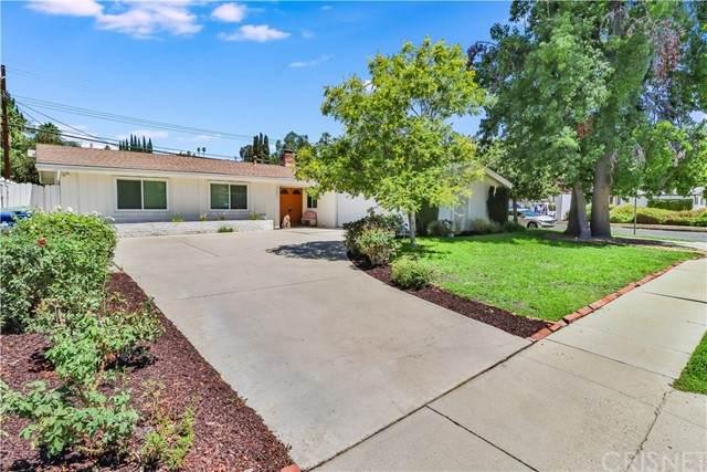 20851 Martha Street, Woodland Hills, CA 91367 (#SR21167840) :: TruLine Realty