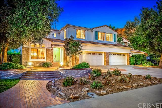 21013 Kenwyn Court, Topanga, CA 90290 (#SR20125117) :: The Parsons Team