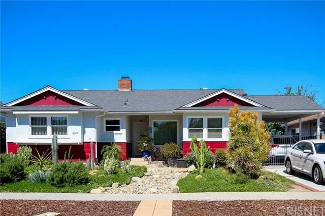 6307 Tunney Avenue, Tarzana, CA 91335 (#SR20156650) :: Randy Plaice and Associates