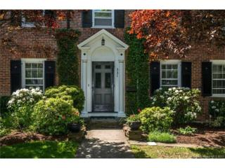 331 N. Steele, W Hartford, CT 06117 (MLS #G10214539) :: Hergenrother Realty Group Connecticut