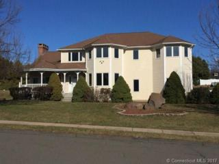 126 Colonel Chester Dr, Wethersfield, CT 06109 (MLS #G10220845) :: Hergenrother Realty Group Connecticut