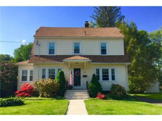 9 Morrison Ave, Wethersfield, CT 06109 (MLS #G10222494) :: Hergenrother Realty Group Connecticut