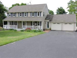 60 Krawski Dr, S Windsor, CT 06074 (MLS #G10223787) :: Hergenrother Realty Group Connecticut