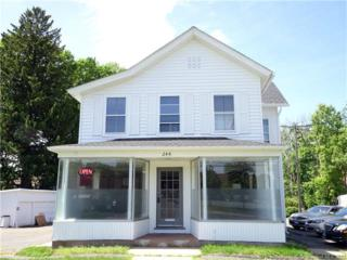 244 Main St, Manchester, CT 06042 (MLS #G10224146) :: Hergenrother Realty Group Connecticut