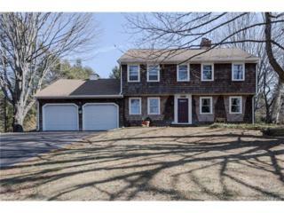 1572 Rhey Ave, Wallingford, CT 06492 (MLS #N10200160) :: Carbutti & Co Realtors