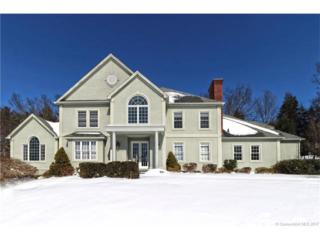 44 Nettleton Dr, Woodbridge, CT 06525 (MLS #N10204935) :: Carbutti & Co Realtors