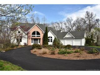 21 Mountaincrest Dr, Cheshire, CT 06410 (MLS #N10215187) :: Carbutti & Co Realtors